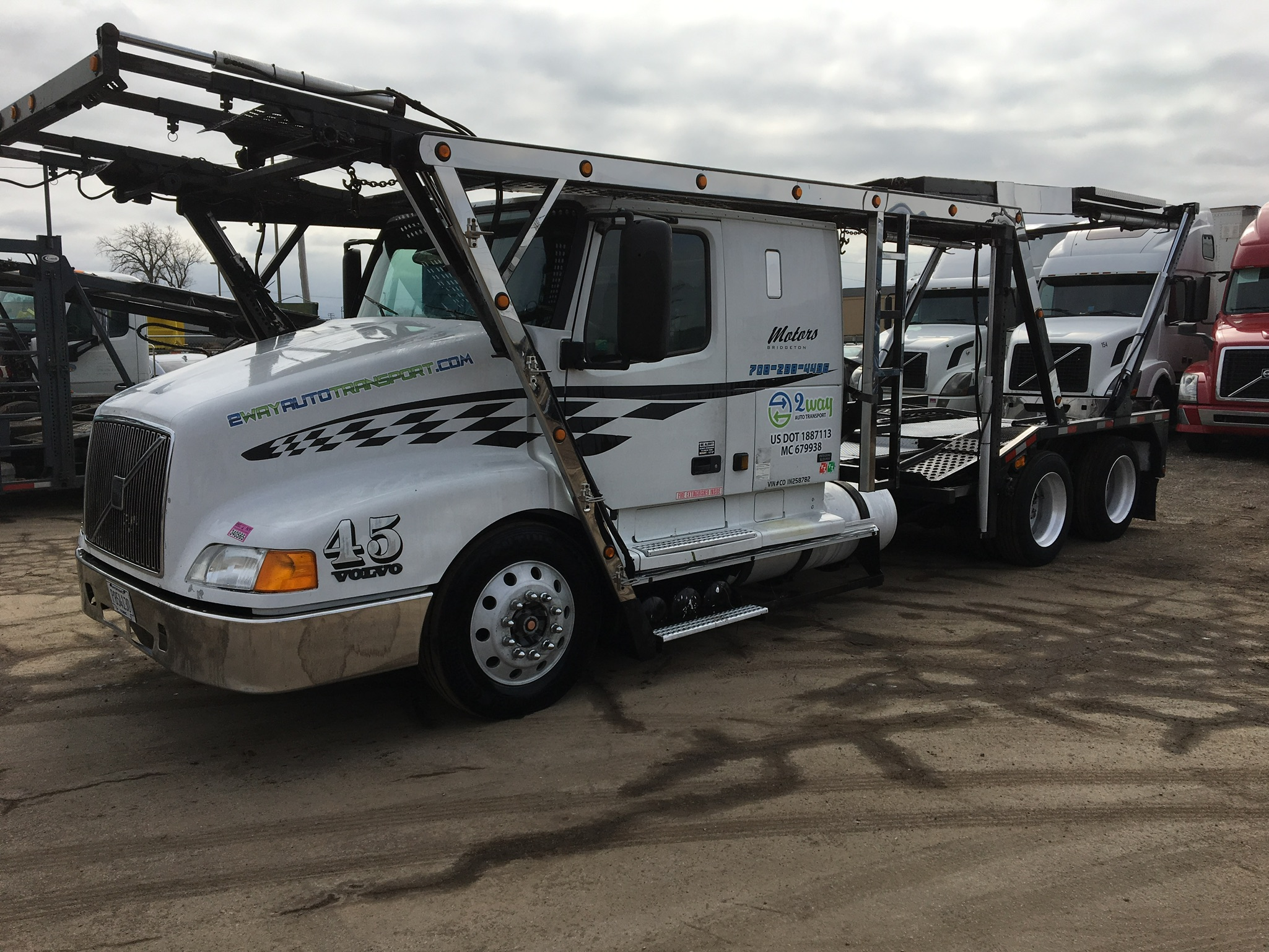 DispatchRay | Car Hauler Trucks For Sale